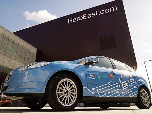 Ford активизирует разработки мобильных решений для внедрения в Европе - Ford