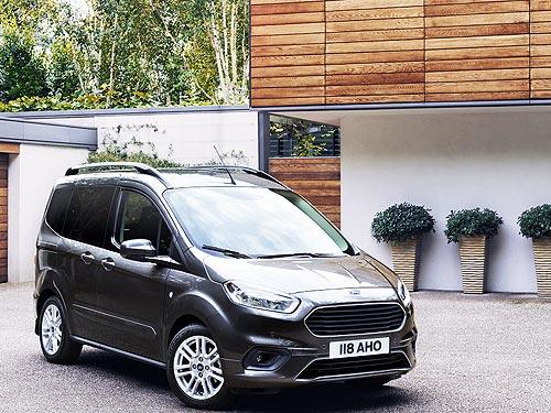 Ford обновил все модели семейства Transit. Официальные подробности