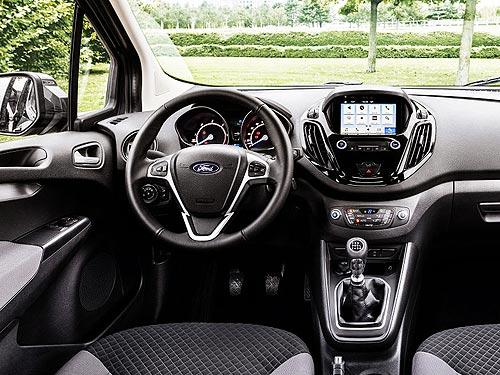 Ford обновил все модели семейства Transit. Официальные подробности - Ford