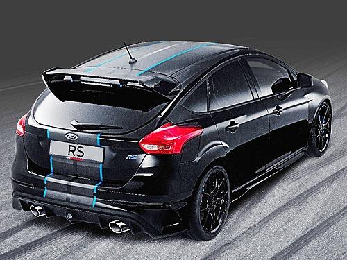 Ford представляет новые детали для тюнинга - Ford