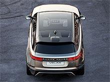В линейке Range Rover появится новая модель Velar