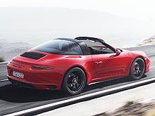 Семейство Porsche 911 пополнилось спортивными версиями GTS. Объявлены украинские цены - Porsche
