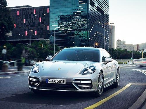 Porsche на Женевском автосалоне 2017 представит три мировые премьеры - Porsche