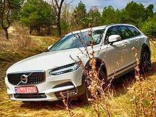 Сможет ли Volvo V90 Cross Country повторить успех XC70? - Volvo