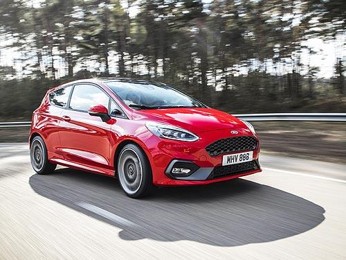 Какие технологии применили в новой заряженной Ford Fiesta ST - Ford