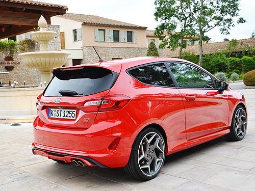 Новая Ford Fiesta ST появится в Украине осенью. Подробности о новинке - Ford