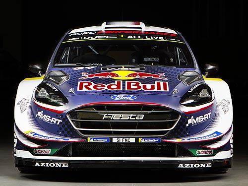 Ford увеличит инвестиции в раллийный спорт - Ford
