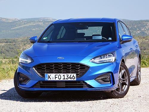 Секреты новейшего Ford Focus. Наш репортаж