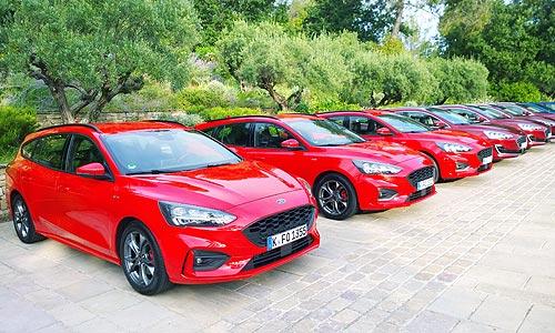 EuroNCAP оценил функции помощи водителю в новом Ford Focus