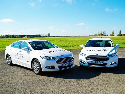 Новая технология Ford сделает светофоры ненужными