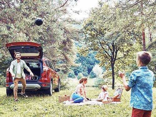 Лучшие недорогие подержанные семейные SUV - SUV