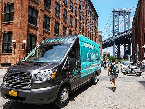 Ford купил два стартапа по «умной» мобильности