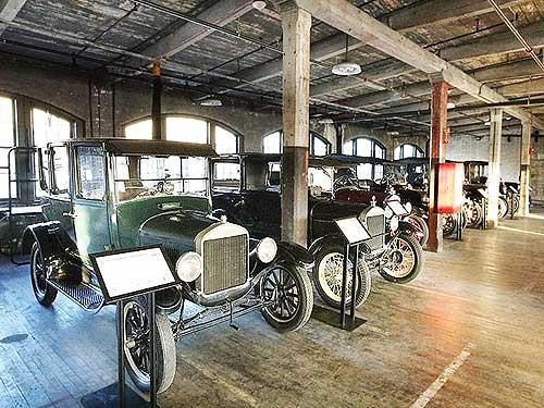 К автосалону в Детройте в музее Ford представят полную коллекцию «алфавитных» моделей