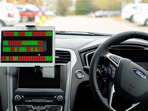 Ford разработал технологию поиска свободного места на парковке - Ford