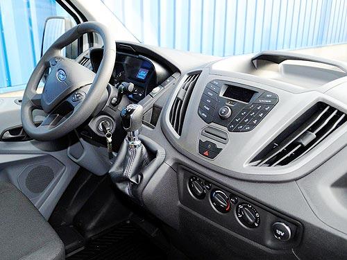 В Украине разработали хлебные фургоны на шасси Ford Transit - Ford