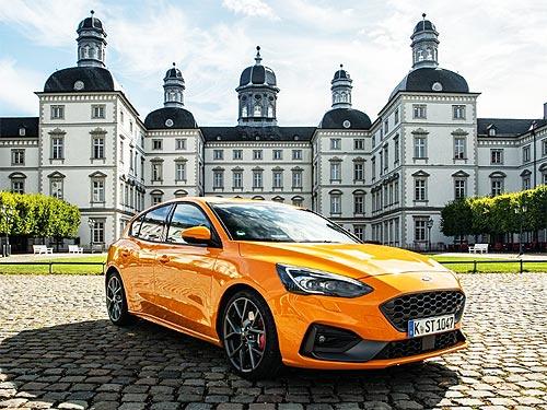 Стали известны первые подробности о новом Ford Focus ST. Объявлены цены