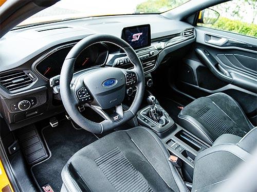 Стали известны первые подробности о новом Ford Focus ST. Объявлены цены - Ford