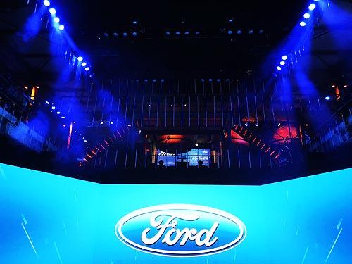 В линейке Ford появится два новых кроссовера