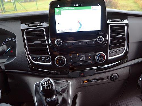Новые возможности нового Ford Transit. Наш репортаж - Ford