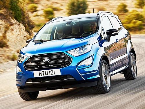10 причин обратить внимание на Ford EcoSport