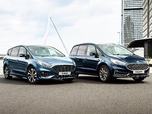 Ford расширяет выпуск гибридных моделей