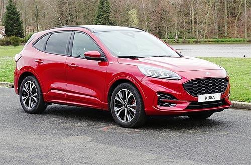 На новый Ford Kuga действуют специальные условия кредитования от 0% годовых - Ford