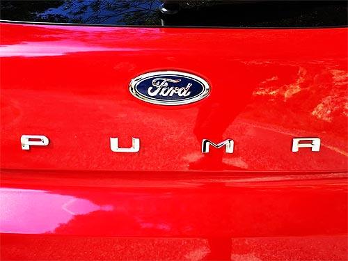 Наш репортаж. Главные подробности о новом компактном кроссовере Ford Puma - Ford