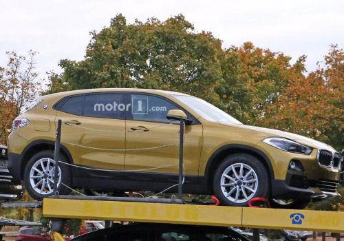 Каким будет кроссове BMW X2 - BMW