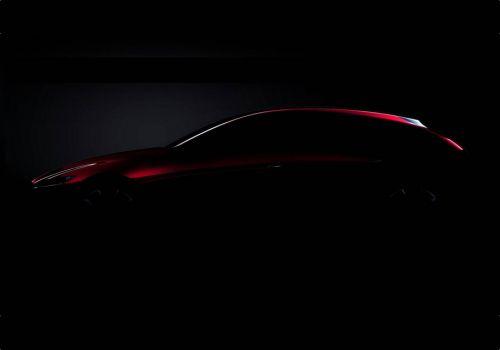 Mazda покажет свое будущее на Токийском автосалоне - Mazda