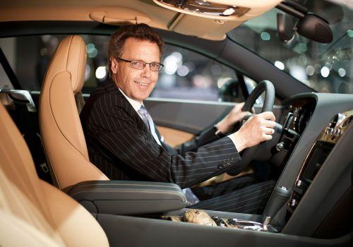 Bentley сманила топ-менеджера Jaguar Land Rover