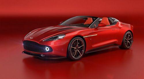 Aston Martin представил спортивный универсал