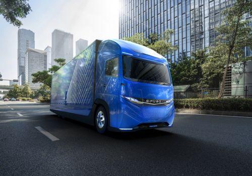 Daimler готовит 23-тонный электрогрузовик с запасом хода 350 км