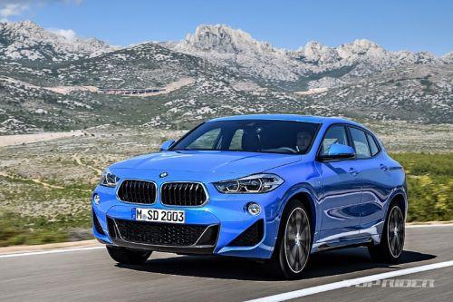 Каким будет BMW X2 - BMW