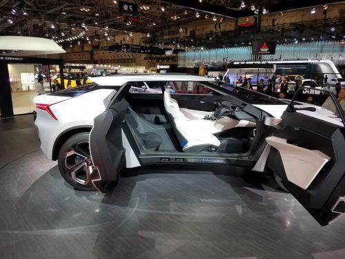 Mitsubishi официально представила преемника Lancer Evolution - Mitsubishi