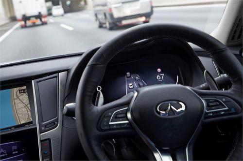 Nissan уже тестирует в Токио прототип полностью автономного автомобиля - Nissan