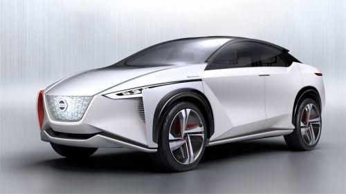 Nissan представил концепт кроссовера с запасом хода более 600 км