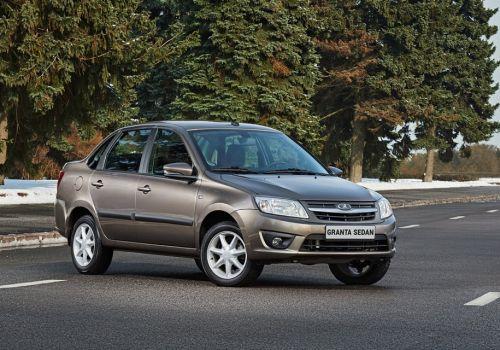 Следующее поколение Lada Granta уже будет на платформе Logan, а Kalina снимут с производства - Lada