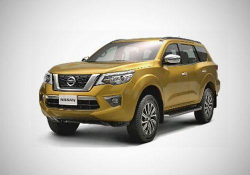 Nissan решил выпустить рамный внедорожник - Nissan