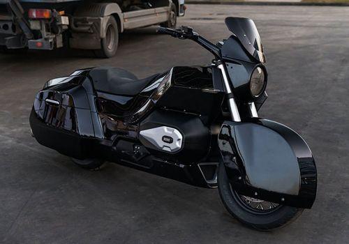 """Концерн """"Калашников"""" представил 150-сильный оппозитный мотоцикл ИЖ - ИЖ"""