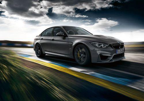 BMW M3 получила версию в 460 л.с. - BMW