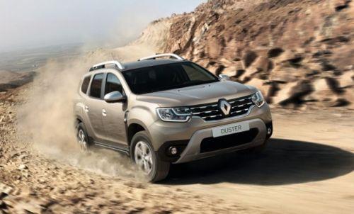 Каким будет новое поколение Renault Duster - Renault