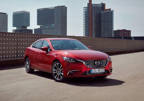 Mazda6 получит турбированный двигатель и новую отделку - Mazda
