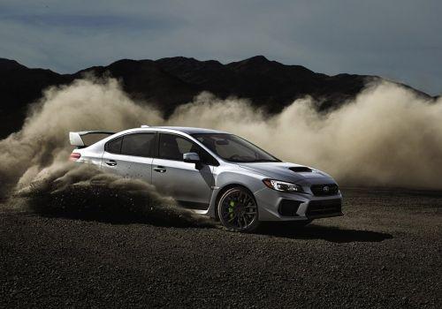 У Subaru пока нет готового приемника модели WRX STI