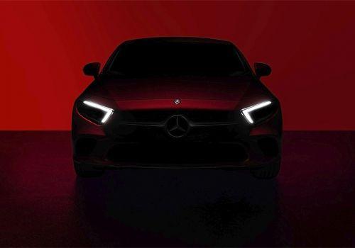 Mercedes-Benz показал новый CLS