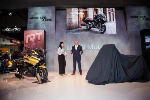 BMW к новому сезону представил 4 мировых премьеры мотоциклов