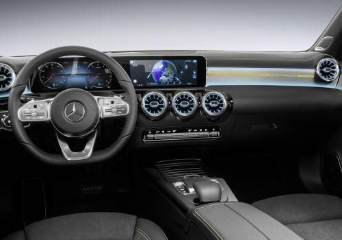 Новое поколение Mercedes-benz A-Class получит продвинутый интерьер - Mercedes-Benz