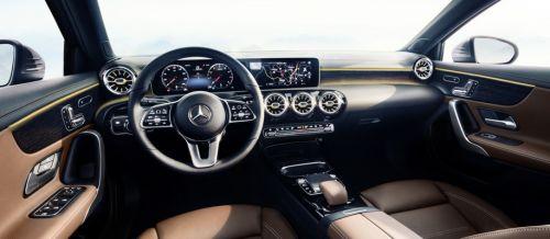 Новый Mercedes-Benz A-Class появится в Украине уже в апреле - Mercedes-Benz