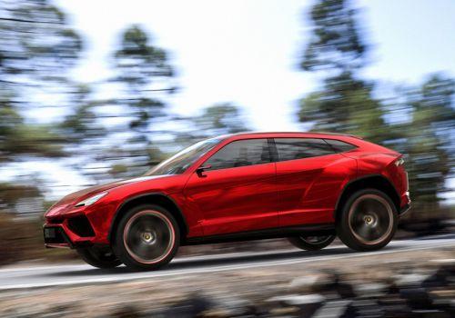 Lamborghini Urus станет самым быстрым кроссовером в мире - Lamborghini