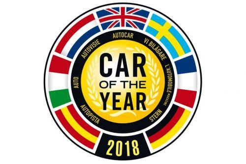 Стали известны 7 финалистов конкурса Сar of the Year 2018