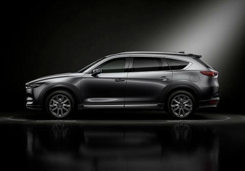 Mazda анонсирует появление четвертого кроссовера к 2021 году
